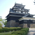 松江城(別名:千鳥城)
