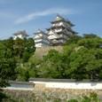姫路城(別名:白鷺城)