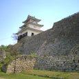 丸亀城(別名:亀山城)