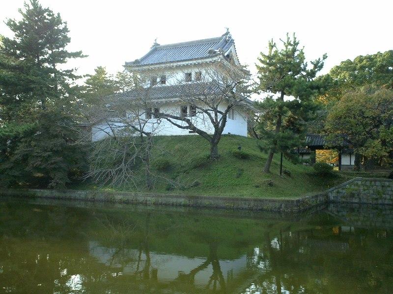 土浦城(別名:亀城)